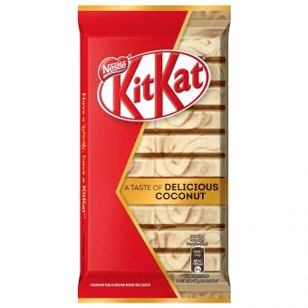 KitKat Delicious Coconut Tafel 112g