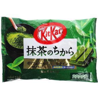KitKat Green Tea Matcha Mini 135,6g
