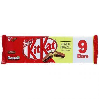 KitKat Lemon Drizzle 9x2er
