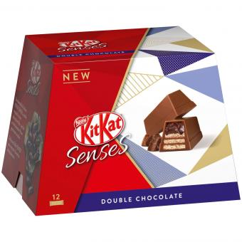 KitKat Senses Double Chocolate 12er