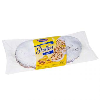 Kuchenmeister Stollen Butter 500g