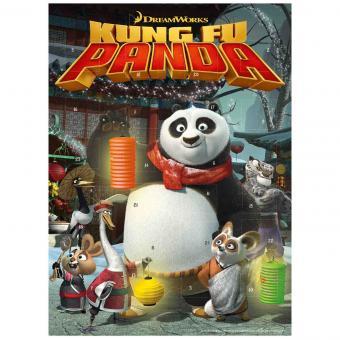 Kung Fu Panda Adventskalender