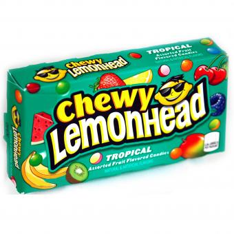 Chewy Lemonhead Tropical 23g
