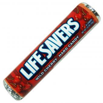 Life Savers Wild Cherry 32g