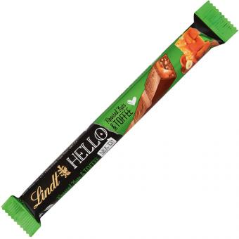 Lindt Hello Roasted Nuts & Toffee Stick 39g