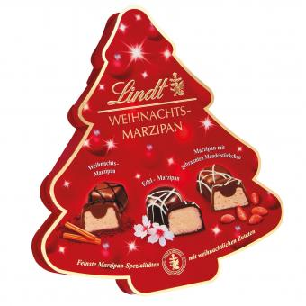 Lindt Weihnachts-Marzipan-Selection 175g