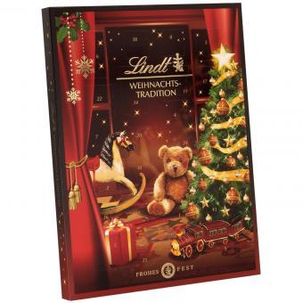 Lindt Weihnachts-Tradition Adventskalender