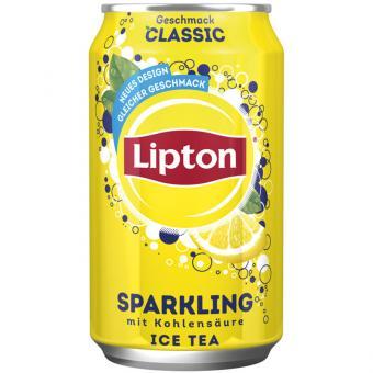 Lipton Ice Tea Sparkling Classic 330ml