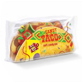 Look-O-Look Candy Taco 115g