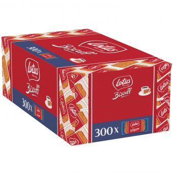 """Lotus Biscoff """"Welcome"""" 300er"""