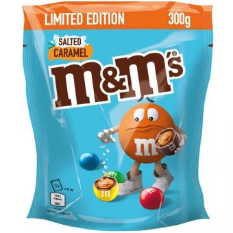 m&m's Salted Caramel 300g
