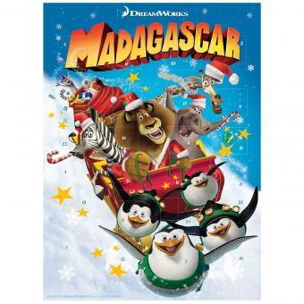 Madagascar-Adventskalender