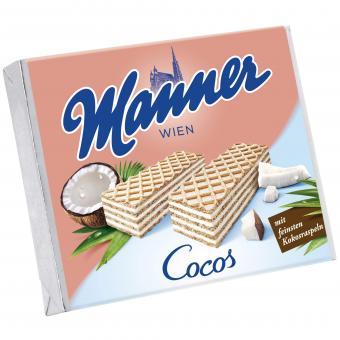 Manner Schnitten Cocos 75g