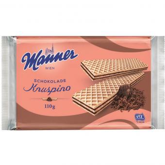 Manner Knuspino Schokolade 110g