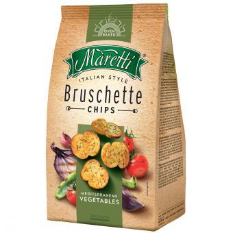 Maretti Mediterranean Vegetables Chips