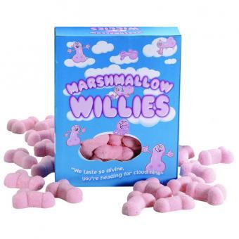 Marshmallow Willies 140g