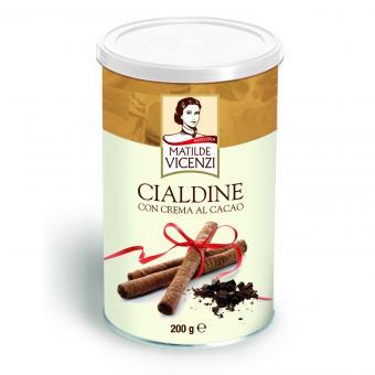 Matilde Vicenzi Cialdine Con Crema al Cacao 200g
