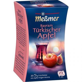 Meßmer Bayram Türkischer Apfel 20er