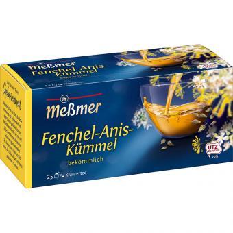 Meßmer Fenchel-Anis-Kümmel 25er