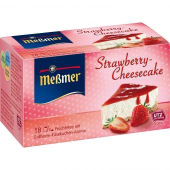 Meßmer Strawberry-Cheesecake 18er