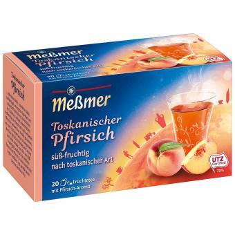 Meßmer Toskanischer Pfirsich 20er