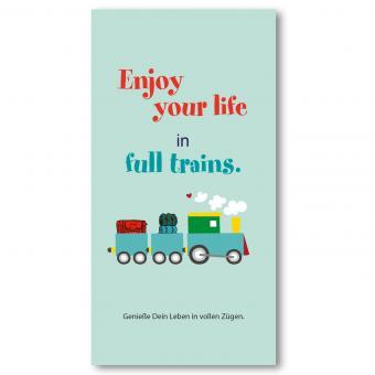 Meybona Enjoy your life in full trains 100g