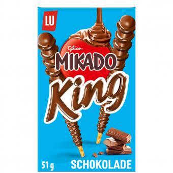 Mikado King Schokolade 51g
