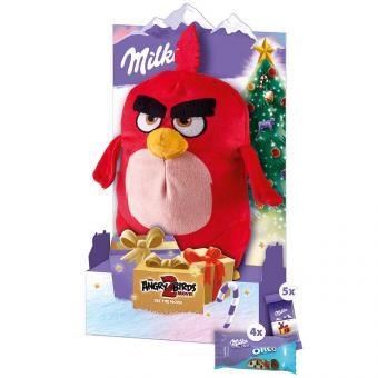 Milka & Angry Birds Plüschtier