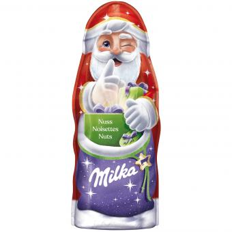 Milka Weihnachtsmann Nuss 45g