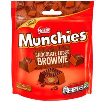Munchies Chocolate Fudge Brownie 101g