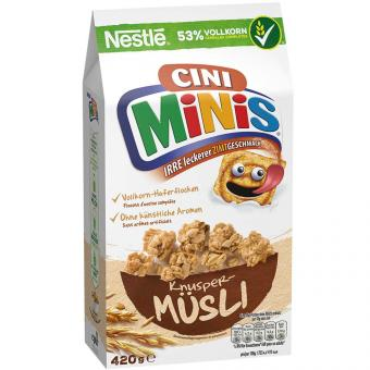 Nestlé Cini Minis 420g