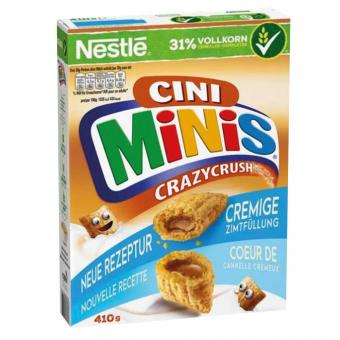 Nestlé Cini Minis Crazy Crush 410g