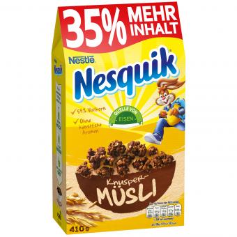 Nesquik Knusper-Müsli 410g