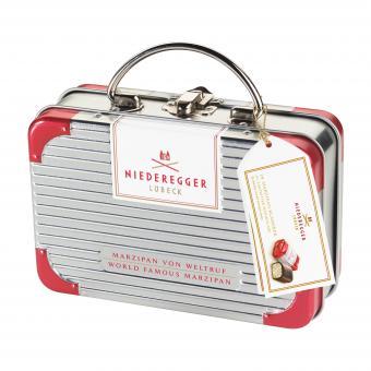 Niederegger Reisekoffer mit 16 Klassikern 200g