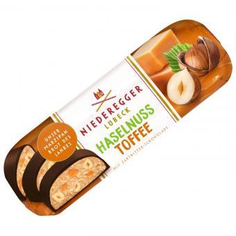 Niederegger Marzipan Brot des Jahres 2020 Haselnuss Toffee 125g