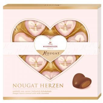 Niederegger Nougat Herzen 150g