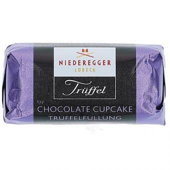 Niederegger Trüffel Chocolate Cupcake 80x12,5g