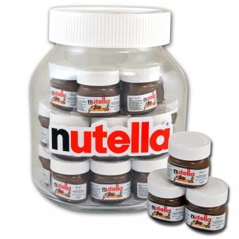 nutella Big Jar XXL 21x30g