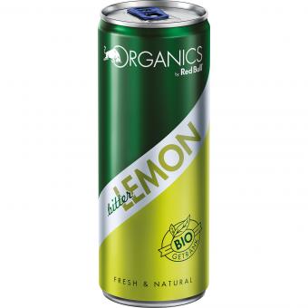 Organics by Red Bull Bitter Lemon 250ml