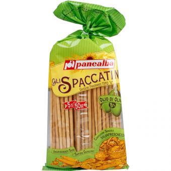 panealba Spaccatini Olivenöl 5x50g