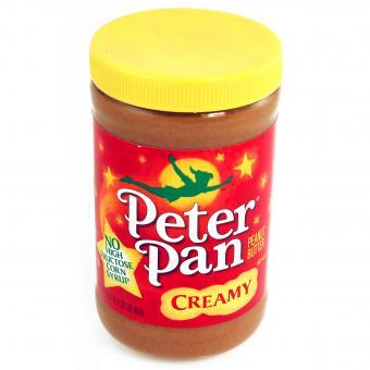 Peter Pan Peanut Butter Creamy 462g