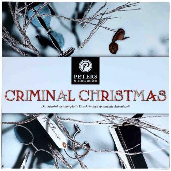 Peters Criminal Christmas Adventskalender Das Schokoladenkomplott