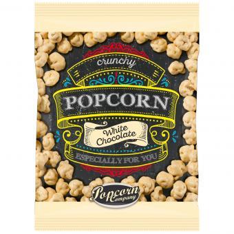 Popcorn Company Popcorn White Chocolate 125g