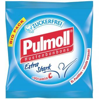 Pulmoll Extra Stark zuckerfrei Big Pack