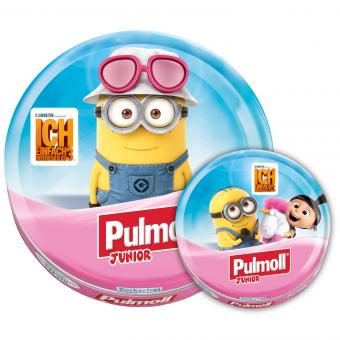 Pulmoll Junior Himbeer zuckerfrei