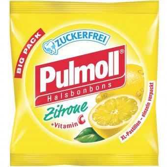 Pulmoll Zitrone zuckerfrei Big Pack