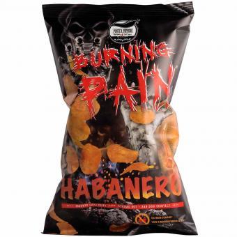 Puszta Peppers Burning Pain Habanero 80g