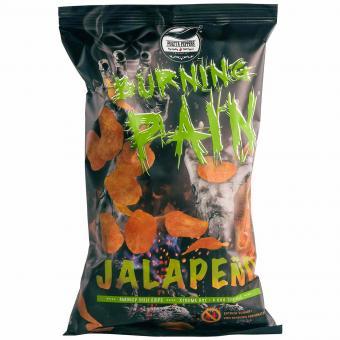 Puszta Peppers Burning Pain Jalapeño 80g