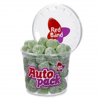 Red Band Euca Menthol Pastillen Autopack