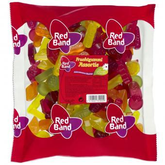 Red Band Fruchtgummi Assortie 1kg